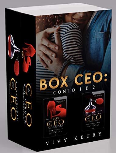 BOX CEO: O CEO e a Virgem (Conto I) e A Inspiração do CEO (Conto II)