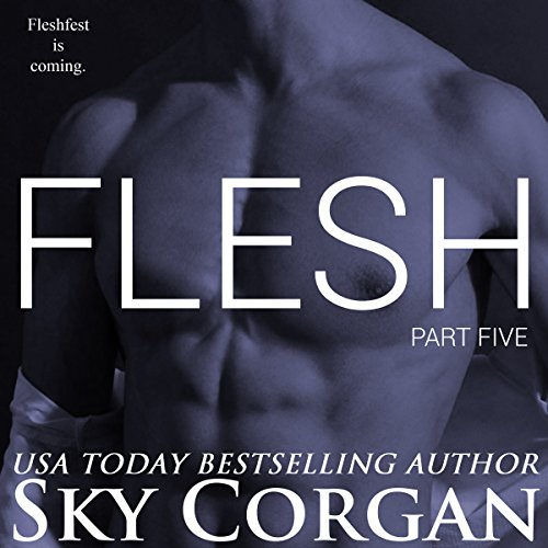 Flesh: Part Five audiobook cover art