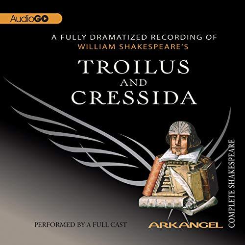 Troilus and Cressida copertina