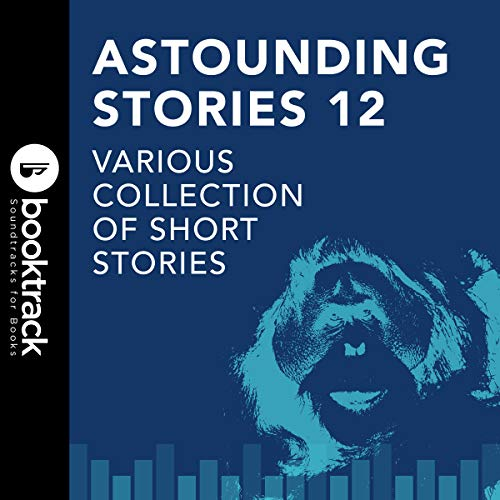 Astounding Stories 12 cover art