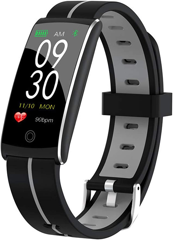 Fitness-Tracker, AktivitTs-Tracker-Uhr-Pulsuhr, wasserdichte Intelligente Fitness-Theke