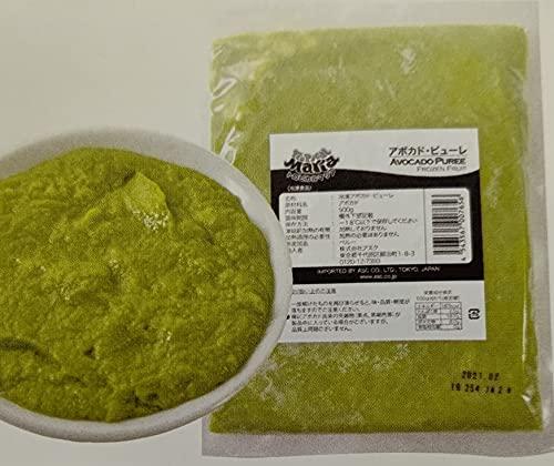 アスク 冷凍 アボカド ピューレ 500g×20P 業務用 トロピカルマリア