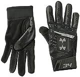 Under Armour Boys' Harper Hustle Baseball Batting Gloves,Black...