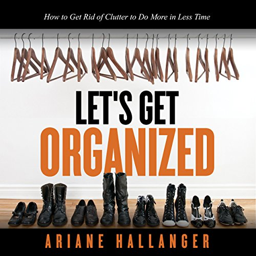 Let's Get Organized  By  cover art