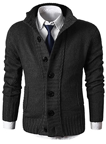 Men's Cardigan Sweaters