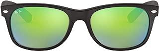 RB2132 New Wayfarer Mirrored Sunglasses