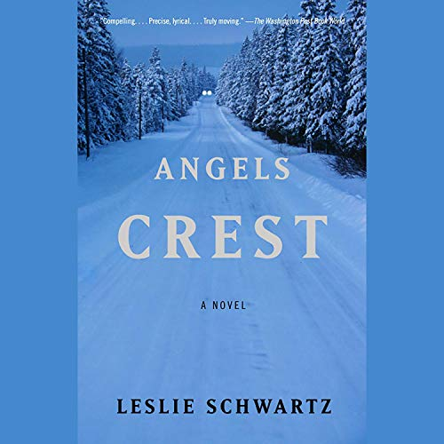 Angel's Crest audiobook cover art