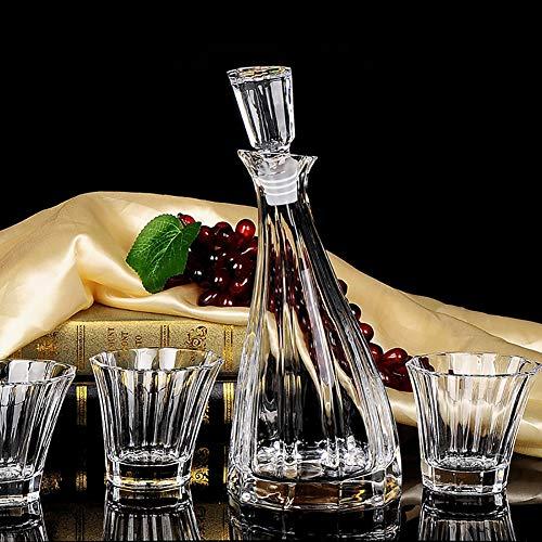 juegos de vasos de whisky de regalo para hombres, hechos de vidrio...