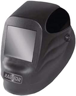 Radnor 64005111 45P Fixed Front Welding Helmet with 4 1/2