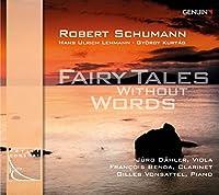 Schumann/Lehmann/Kurtag: Fairy