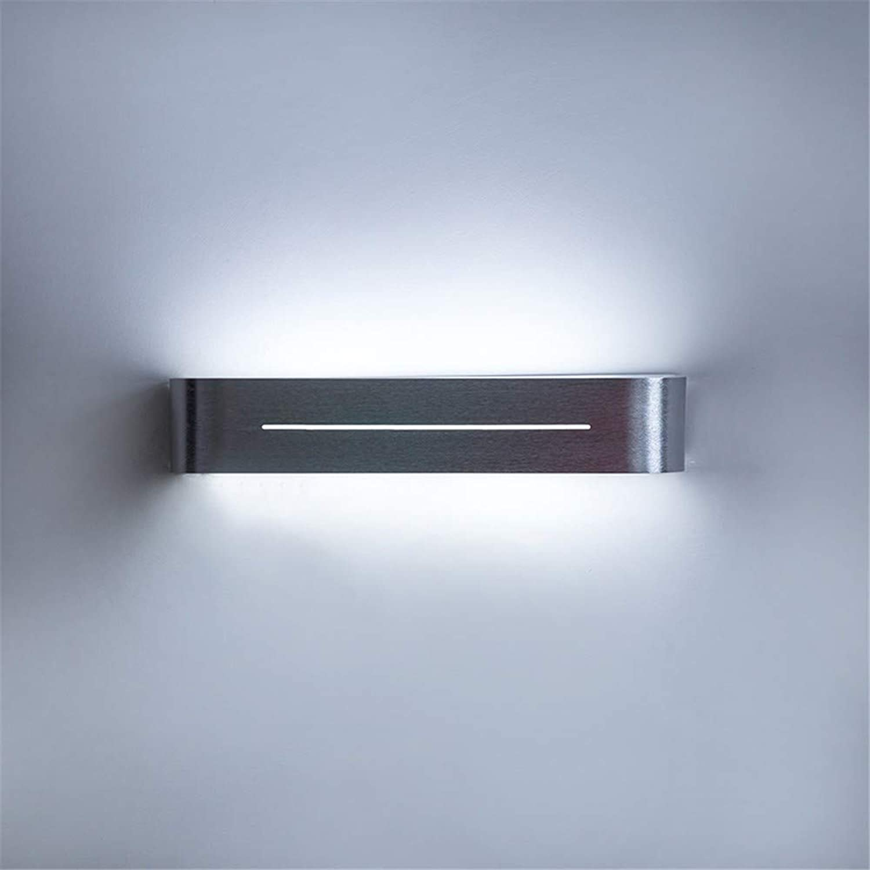 Wandbeleuchtung,10 Watt Einfache Led Spiegel Scheinwerfer Bett Schlafzimmer Augenschutz Schreibtisch Lesung Lernen Flur Treppe Wandleuchte, Weies Licht
