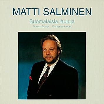 Suomalaisia lauluja