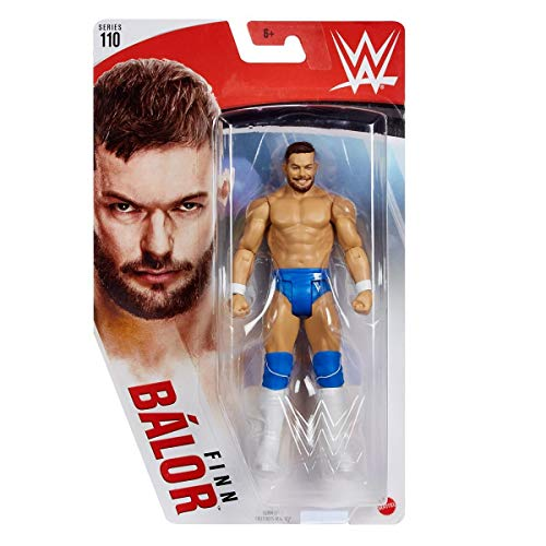 collector WWE- 110 Series - Finn Balor - Action Figure, Bring Home The Action of The WWE - Approx 6'
