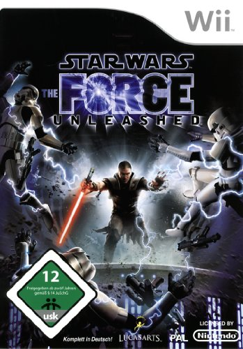 Star Wars - The Force Unleashed [Software Pyramide] - [Nintendo Wii]