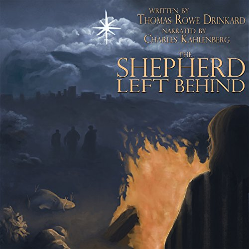 The Shepherd Left Behind audiobook cover art
