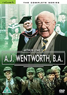 A.J. Wentworth, B.A. - The Complete Series