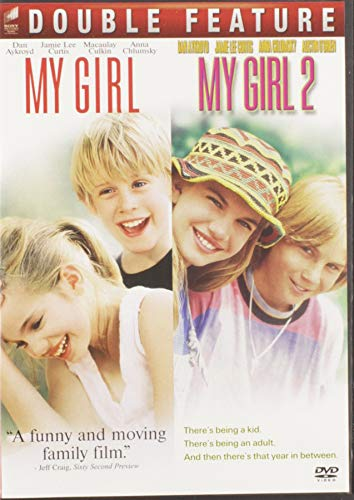 My Girl 1&2: Slumber Party Pack (2pc) (W/Toy) [DVD] [Region 1] [NTSC] [US Import]