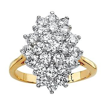 cluster rings for women