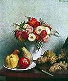 Das Museum Outlet–Stilleben mit Blumen und Früchten