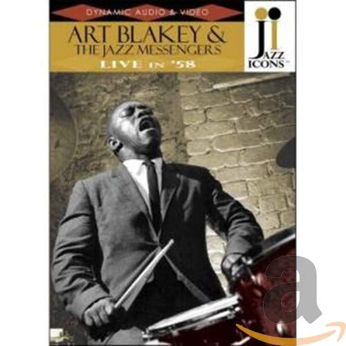Art Blakey and the Jazz Messengers - Live in \'58 (Jazz Icons)