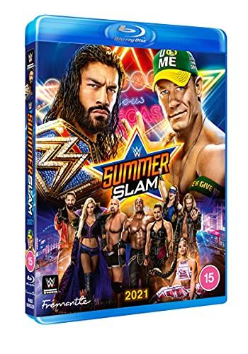 WWE: SummerSlam 2021 [Blu-ray]