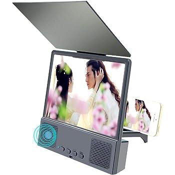 OOOUSE Lupa de Pantalla 3D para teléfono Celular, Amplificador de ...