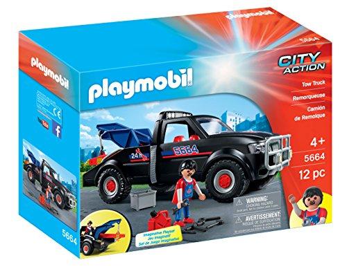 Ensemble de jeu Dépanneuse Remorquage Playmobil Towing - 5664 - 0