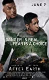 After Earth - Will Smith – Film Poster Plakat Drucken