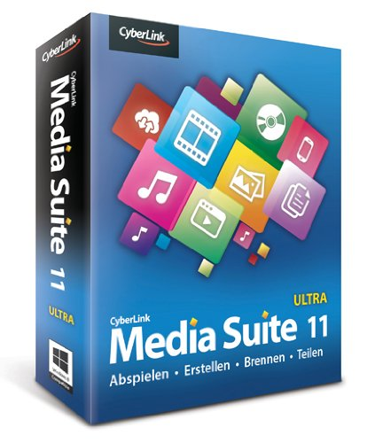 Cyberlink Media Suite 11 Ultra