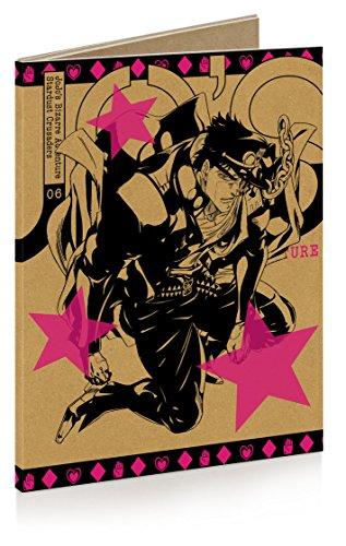 ジョジョの奇妙な冒険スターダストクルセイダース Vol.6 (紙製スリムジャケット仕様)(初回生産限定版) [DVD]