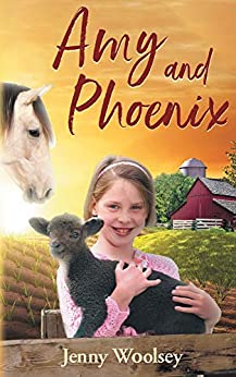 Amy and Phoenix by [Jenny Woolsey]