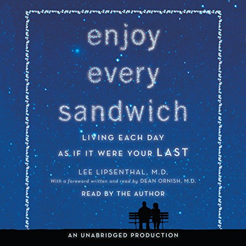 Enjoy Every Sandwich audiobook cover art