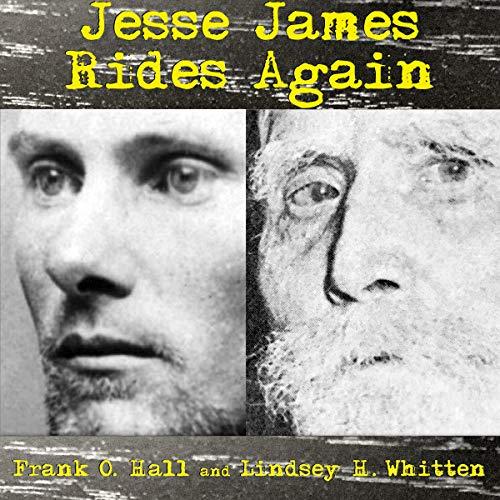 Jesse James Rides Again cover art