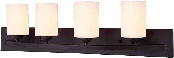 油擦青铜 4 Globe 梳妆台浴灯酒吧室内照明灯具