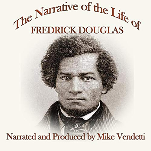 『The Narrative of the Life of Frederick Douglass』のカバーアート
