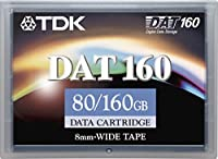 TDK DDS6 155m 80GB DAT160ドライブ適合 DC-DAT160S