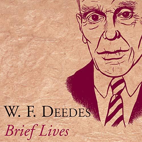 『Brief Lives』のカバーアート