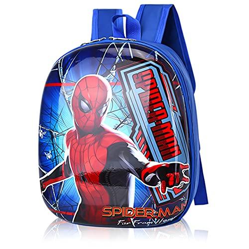 Hilloly 3D Spiderman Sac à Dos Enfants Sac à Dos...
