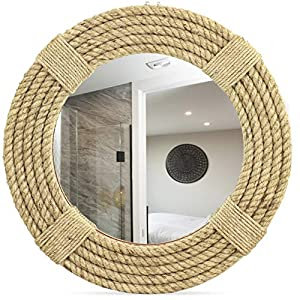 Nagina International Twisted Rope Round Decorative...