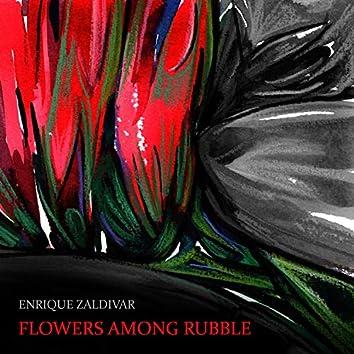 Flowers Among Rubble