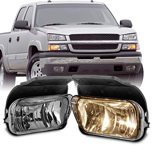 04 chevy silverado fog lights - 3