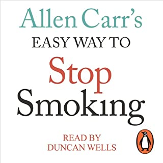 Allen Carr's Easy Way to Stop Smoking cover art