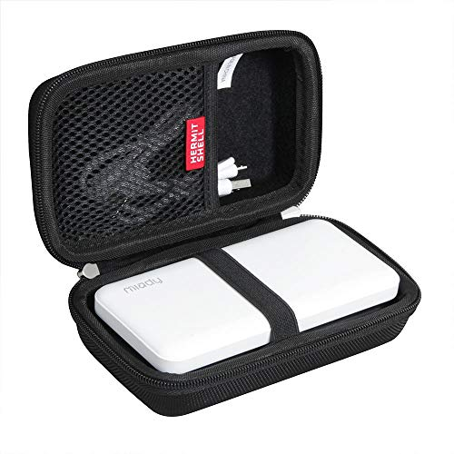 Hermitshell Travel Case for 2-Pack Miady 10000mAh Dual USB Portable Charger