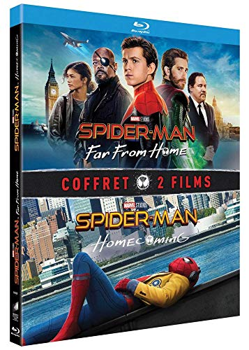 Spider-Man Homecoming + Far From Home - Diptyque 2 Films [Blu-Ray]