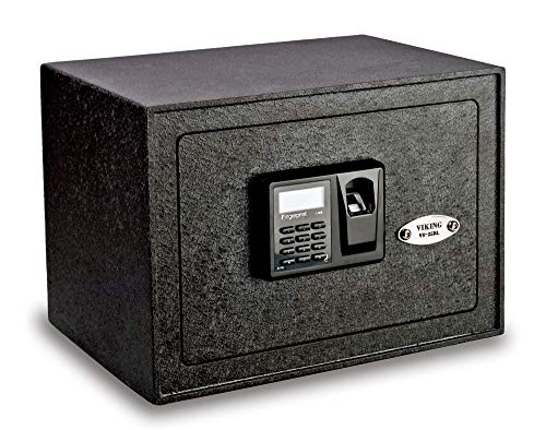 Viking Security Safe VS-25BL Biometric Safe Fingerprint Safe