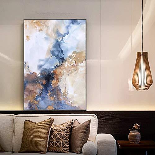 Geiqianjiumai decoratie van het huis, modern, kunstdruk, canvas, muurdruk, kunstdruk, woonkamer, decoratie, schilderen, zonder lijst