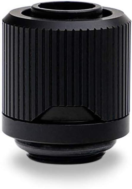 EKWB EK-Quantum Torque STC 10//16 Black Verbindung schwarz