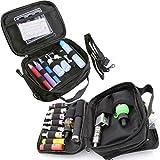 Empty Multi-Functional case Vape Carrying case Shoulder Bag((Black)