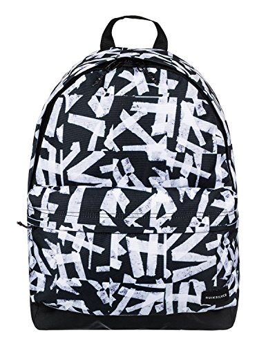 Quiksilver Everyday Poster Mochila tipo casual, 60 cm, 25 litros, Bright White
