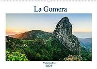 La Gomera - Vielseitige InselAT-Version (Wandkalender 2022 DIN A2 quer): Erleben Sie faszinierende Aufnahmen von La Gomera, die vielseitigste der Kanarischen Inseln. (Monatskalender, 14 Seiten )